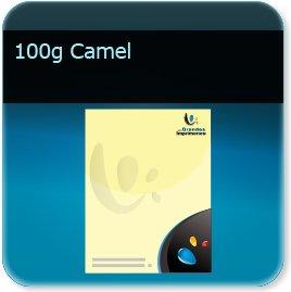 en tete ex 100g couleur Camel