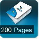 brochure a rabat 200 pages