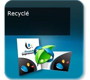 Lettre municipale Recyclé