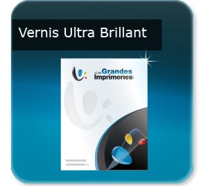 impression affiche 1000X1500 mm Affiche Avec vernis UV ultra-brillant