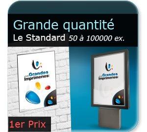 affiches 3 couleurs Affiche Publicitaire