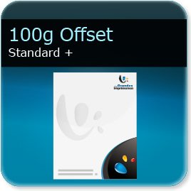 creation entete de lettre 100g Offset - Compatible imprimante laser & jet d'encre