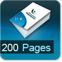 Livre 200 Pages
