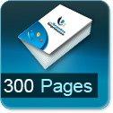 Livre 300 Pages