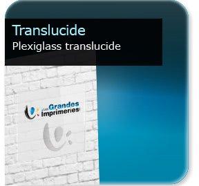 impression Panneaux Plexiglass translucide