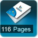 impression brochures pas cher 116 pages
