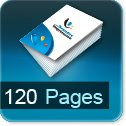 impression brochures pas cher 120 pages