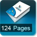 impression brochures pas cher 124 pages
