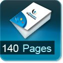 impression brochures pas cher 140 pages