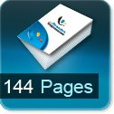impression brochures pas cher 144 pages