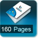 impression brochures pas cher 160 pages