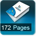 impression brochures pas cher 172 pages