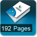 impression brochures pas cher 192 pages