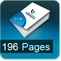 impression brochures pas cher 196 pages