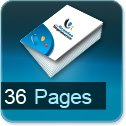 impression brochures pas cher 36 pages