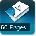 impression brochures pas cher 60 pages