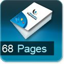 impression brochures pas cher 68 pages