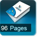 impression brochures pas cher 96 pages
