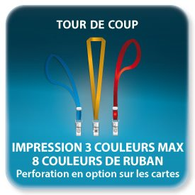 impression  Tour de cou