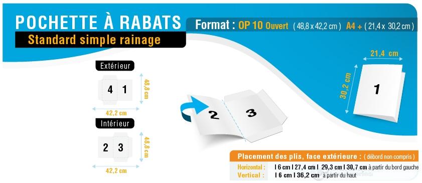 pochette-a-rabats-op10-simple-rainage_ouvert-48p8x42p2_ferme-21p4x30p2
