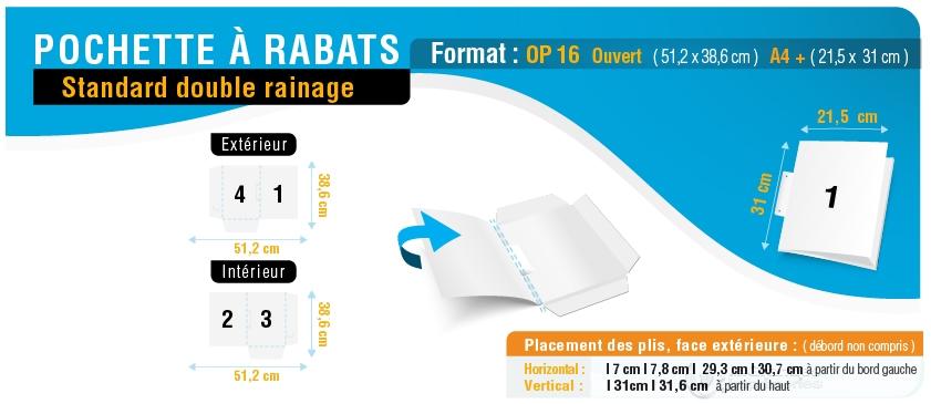 pochette-a-rabats-op16-double-rainage_ouvert-51p2x38p6_ferme-21p5x31